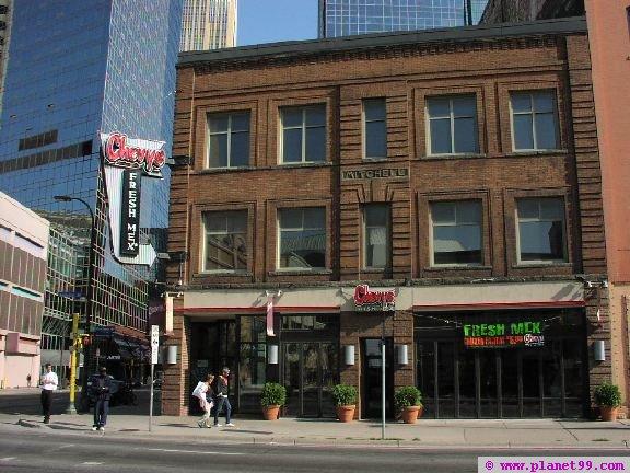 Chevy's Fresh Mex , Minneapolis