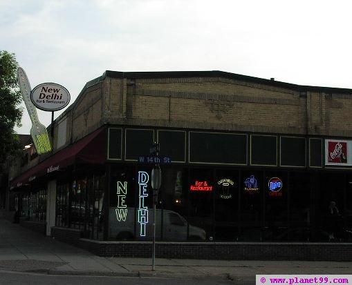 New Delhi Bar and Restaurant , Minneapolis