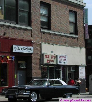 QKing 'BBQ' Restaurant , St Paul