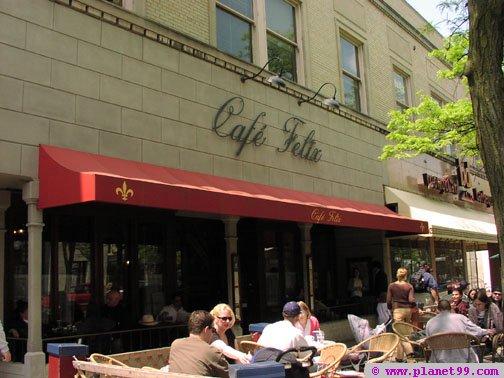 Ann Arbor , Cafe Felix