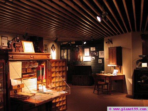 Wells Fargo History Museum , Minneapolis