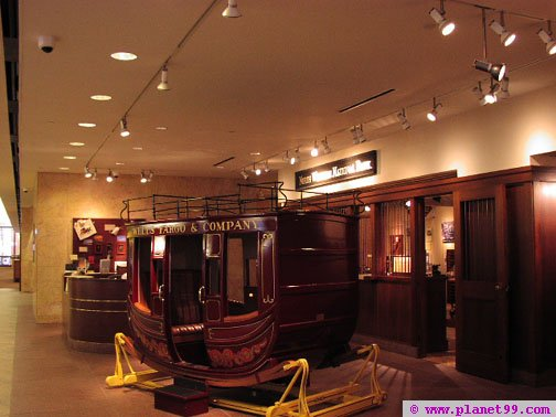 Wells Fargo History Museum , Minneapolis