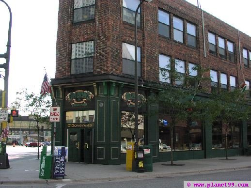O'Donovan's Irish Pub , Minneapolis