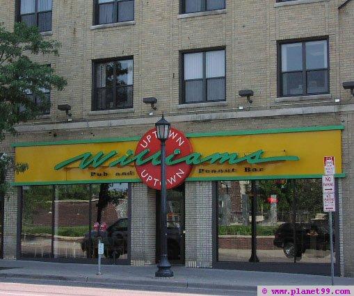William's Uptown Pub and Peanut Bar , Minneapolis