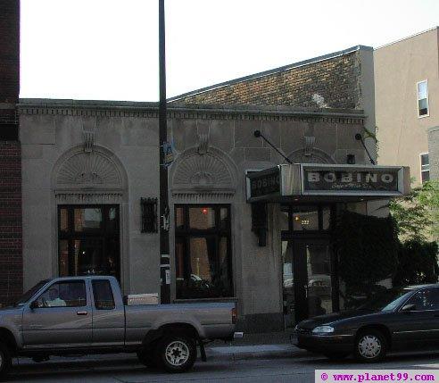 Bobino Cafe , Minneapolis