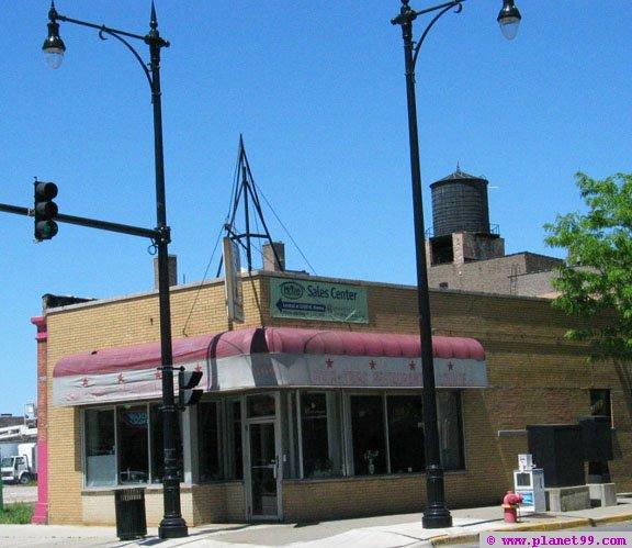 Four Stars Restaurant , Chicago