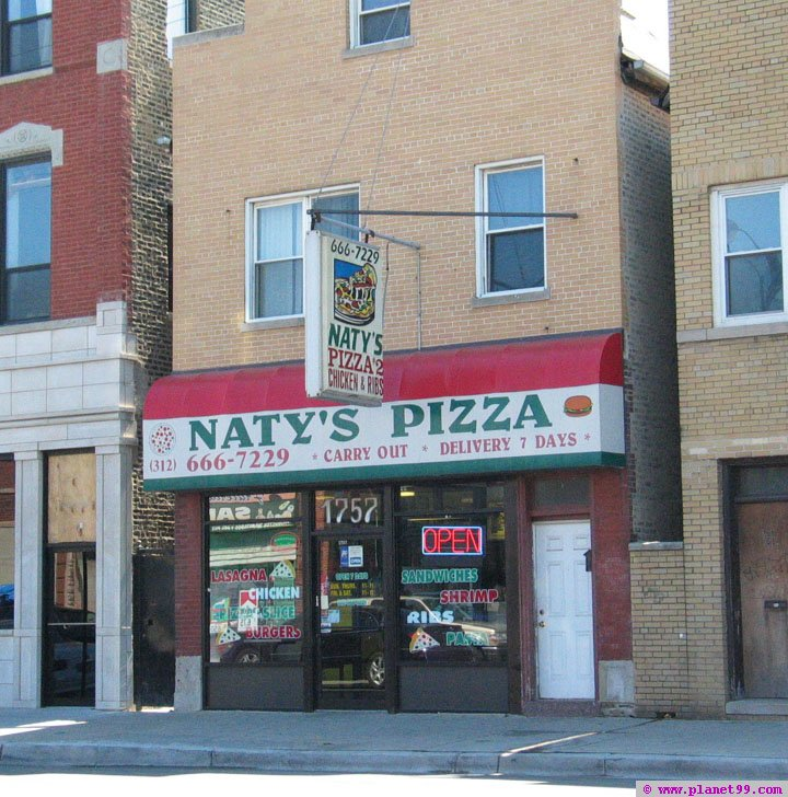Naty's Pizza #2 , Chicago
