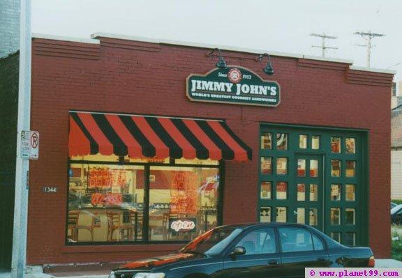 Jimmy John's , Milwaukee