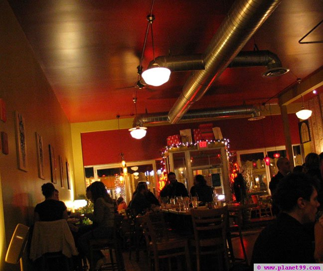Cafe Lulu , Milwaukee