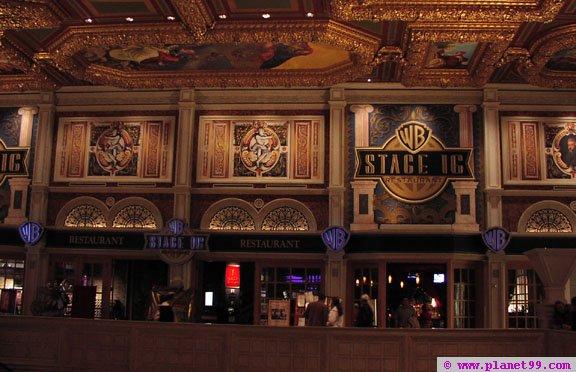 WB Stage 16  , Las Vegas
