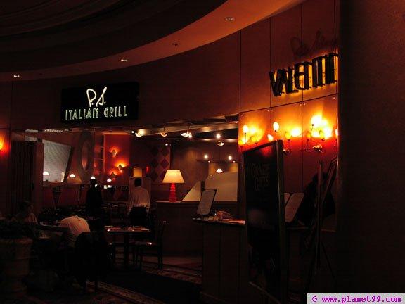 P.S. Italian Grille  , Las Vegas