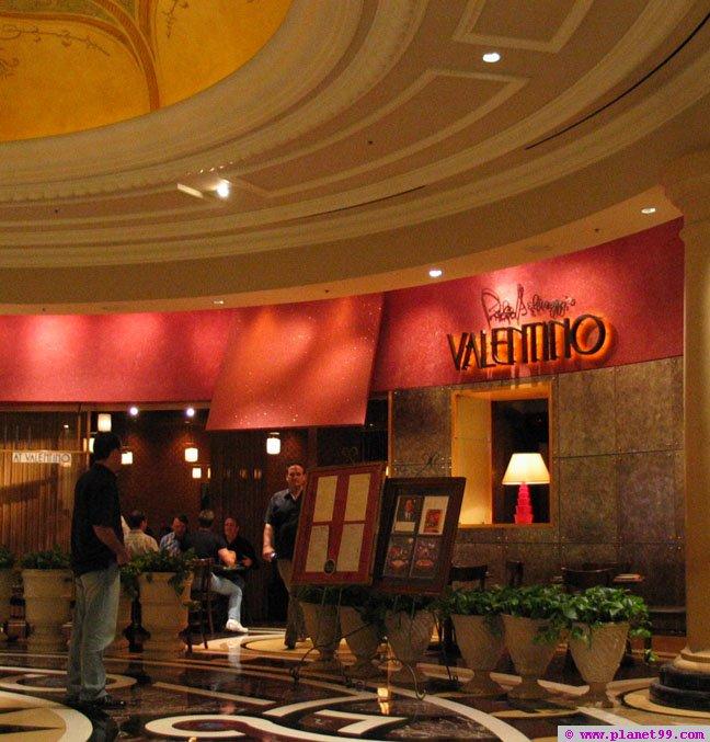 Valentino's , Las Vegas