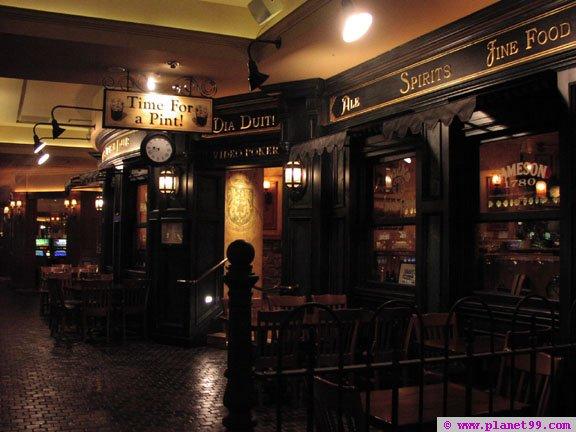 Jack's Irish Pub , Las Vegas