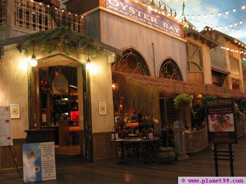 Las Vegas , Oyster Bay Seafood and Wine Bar