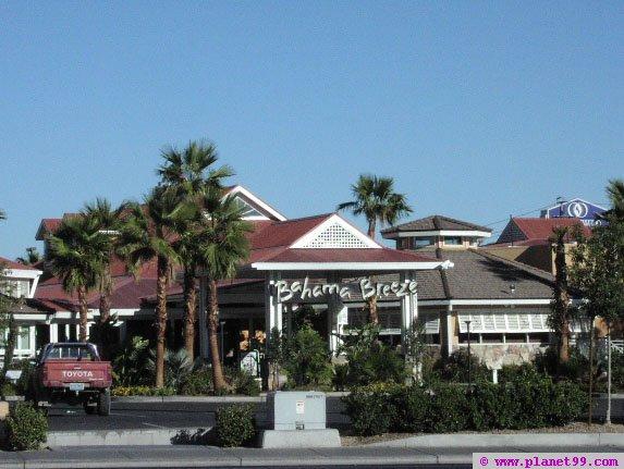 Bahama Breeze , Las Vegas