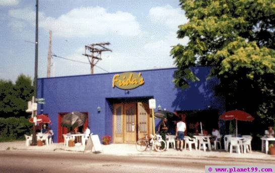 Frida's  , Chicago