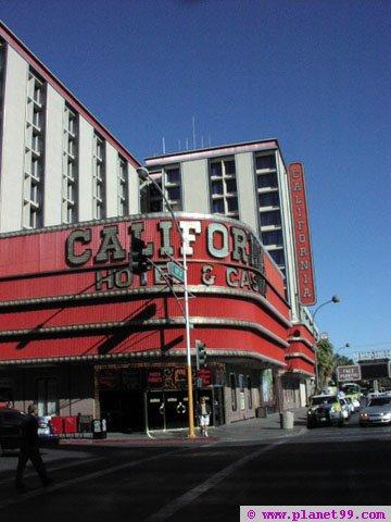 California Hotel and Casino , Las Vegas