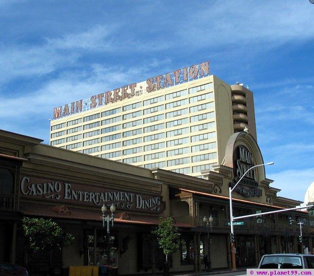 Main Street Station , Las Vegas