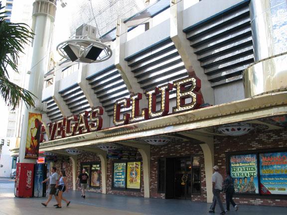 Las Vegas Club , Las Vegas