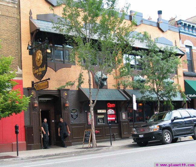 Lion Head Pub and The Apartment , Chicago