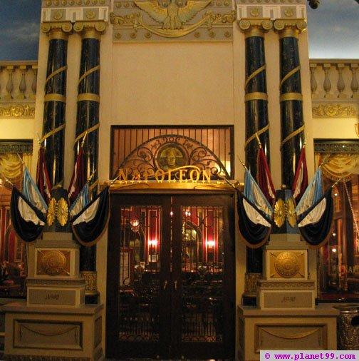 Napoleon's Lounge , Las Vegas