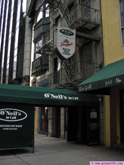 Chicago , O'Neil's