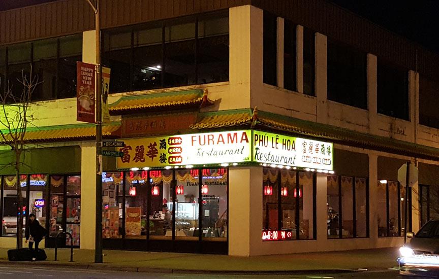Furama , Chicago