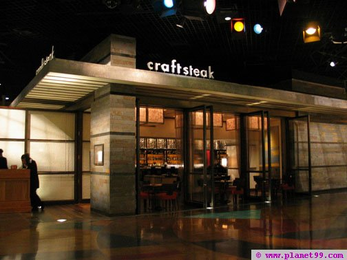 Craftsteak , Las Vegas