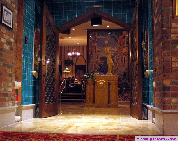 The Steakhouse at Camelot , Las Vegas