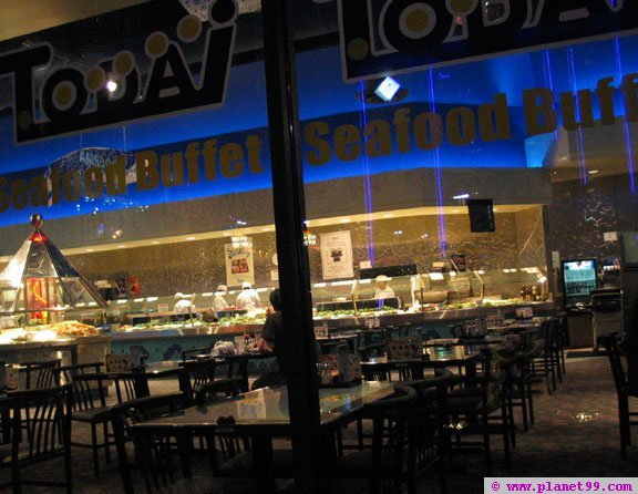 Las Vegas , Todai Sushi and Seafood Buffet