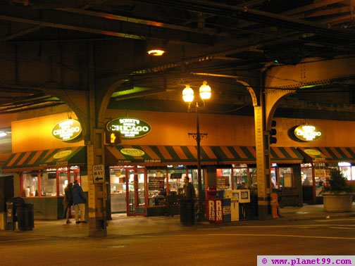 Ronny's Original Steakhouse , Chicago