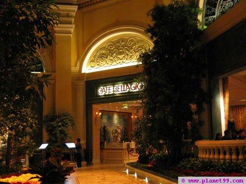 Cafe Bellagio , Las Vegas