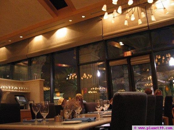 Las Vegas , Cafe Lago