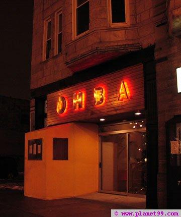 Ohba  , Chicago
