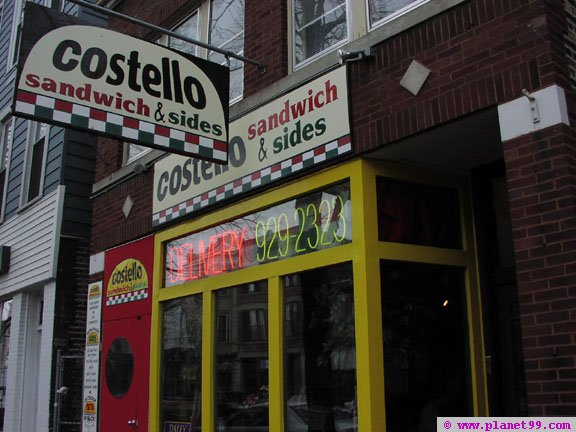 Costello Sandwich and Sides , Chicago