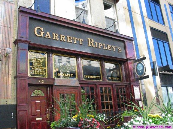 Garrett Ripley's  , Chicago