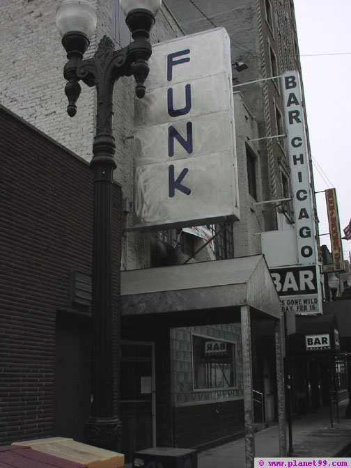 Funk Groove  , Chicago