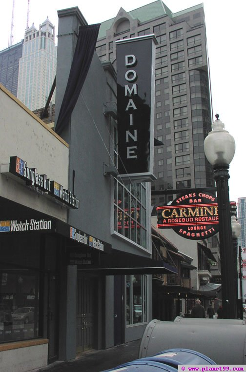 Domaine  , Chicago