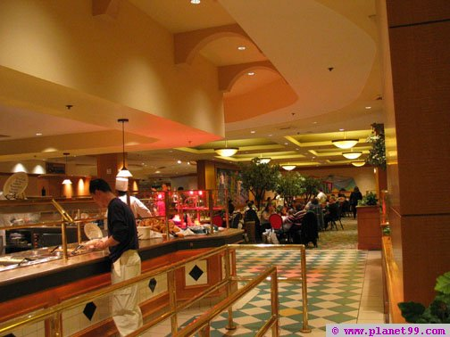 Circus Buffet , Las Vegas