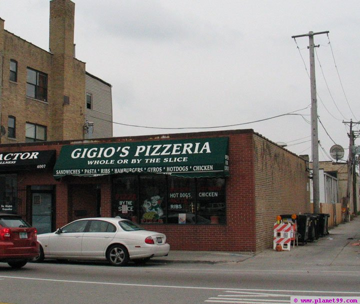 Gigio's Pizzeria , Chicago