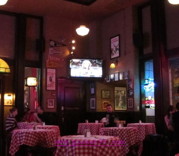 Chicago , P.J. Clarke's