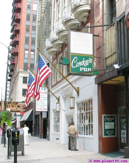 Cardozo's Pub , Chicago