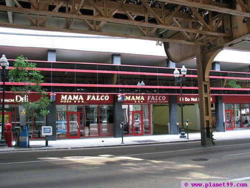 Mama Falco  , Chicago