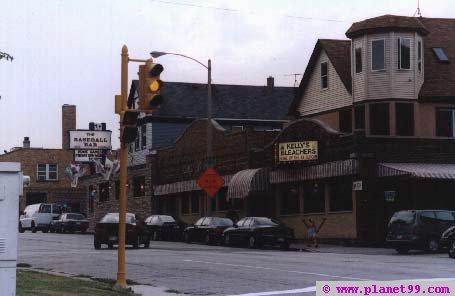 Kelly's Bleachers , Milwaukee