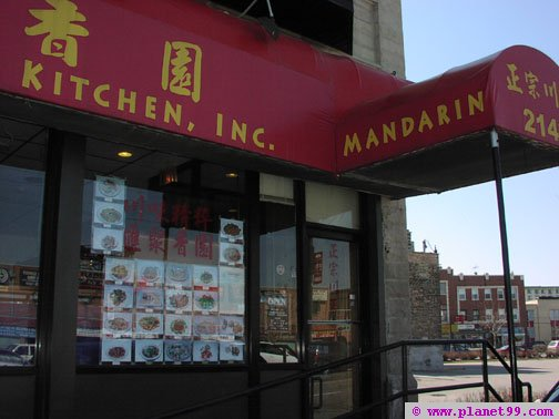 Mandarin Kitchen , Chicago
