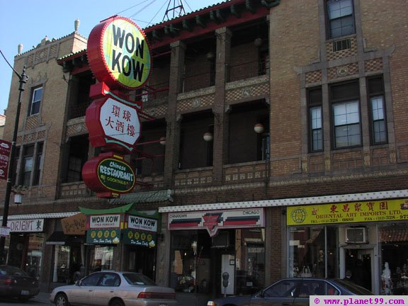 Won Kow , Chicago