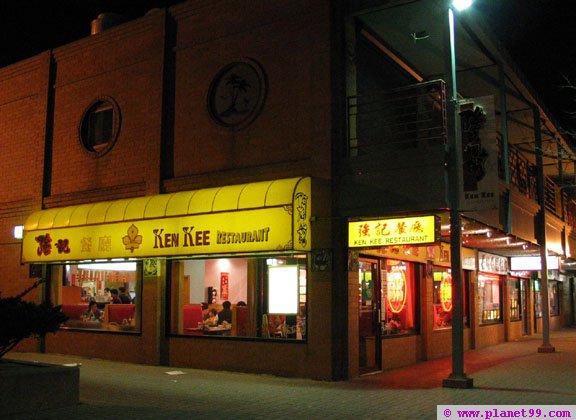 Ken Kee , Chicago