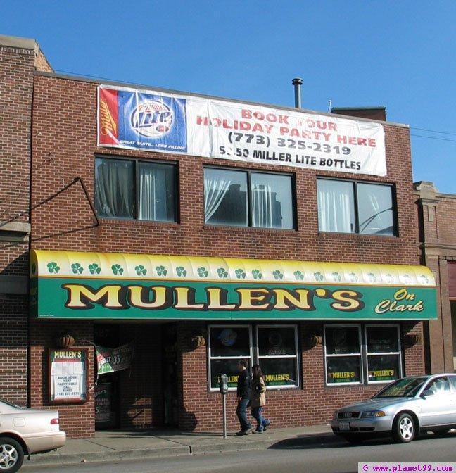Mullen's , Chicago
