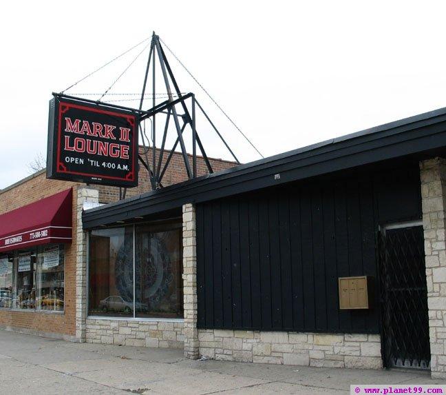 Mark II Lounge , Chicago