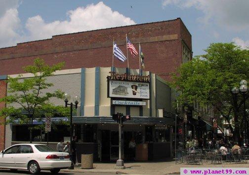 Parthenon , Ann Arbor